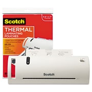 "Scotch™ Thermal Laminator Value Pack, 9"" W (TL902VP)"