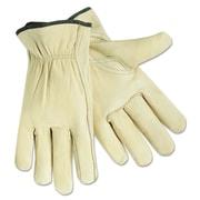 Memphis™ Unlined Driver's Gloves 3211M, Large, Pair, Cream, 1/Dozen (127-3211M)