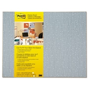 "Post-it Cut-to-Fit Display Board, 18"" x 23"", Ice Display Board (558F-ICE)"