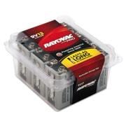 Rayovac® Ultra Pro™ Alkaline Batteries, 9V, 12/Pack (AL9V-12)