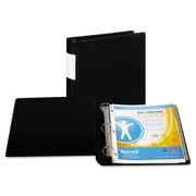 Samsill® DXL™ Heavy-Duty Locking D-Ring Binder with Label Holder, 8 1/2 x 11, Non-View, Each (17650)