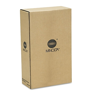 Konica Minolta AOX5432 Toner, 4600 Page-Yield, Cyan