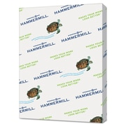 Hammermill® Recycled Colored Paper, 8 1/2 x 11, Blue, 5000/Carton (103309)
