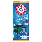 Arm & Hammer™ Trash Can & Dumpster Deodorizer with Baking Soda, Original, 9/Carton (CDC 33200-84116)