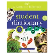 Houghton Mifflin American Heritage® Student Dictionary, Updated Edition, Hardcover (0618701494)