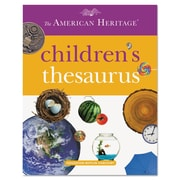 Houghton Mifflin American Heritage® Children's Thesaurus, Hardcover (0618701664)