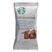 Starbucks® Coffee, Pike Place Decaf, 2.5 oz, 18/Box (011023061)