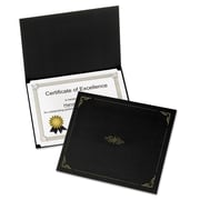 Oxford® Certificate Holder, 8 1/2 x 11, 5/Pack (29900-055BGD)