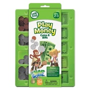 Leap Frog™ Money Tray, Money Recognition and Counting, Ages 6 and Up, Each (19472UA12)