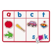 Scholastic Jumbo Fold-Out Magnetic Mats, Learning Mat, Ages 4 to 8, Each (987207)