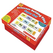 Scholastic Sentence-Building Tiles Super Set, Language Arts, Ages 5 to 8, Each (990927)