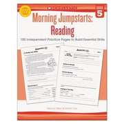 Scholastic Morning Jumpstarts: Reading, Reference Books, Reading, Grade 5, Each (546424)