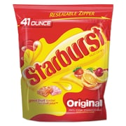 Starburst® Candy, 41 oz, Original Assortment, Each (22649)
