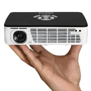 AAXA P300 Pico Projector, 1280 x 800 Pixels, Business, Black/White (KP-600-01)