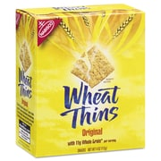 Nabisco® Wheat Thins® Crackers, Original, Crackers, 4 oz (CDB)