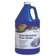 Zep Commercial® Stain Resistant Floor Sealer, Characteristic, 128 oz, Each (ZUFSLR128)