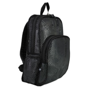 Eastsport® Mesh Backpack, Black, Polyester (113960BJBLK)