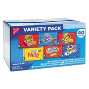 Nabisco® Mini Snack Packs, Variety Pack, 1 oz (827558)