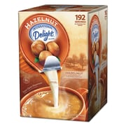 International Delight® Flavored Liquid Non-Dairy Coffee Creamer, .44 oz, Hazelnut, 192/Carton (827965)