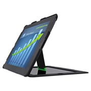 Leitz® iPad® Privacy Covers With Stand, iPad® 2, 3rd Gen, 4th Gen, Black (ESS6332-02)
