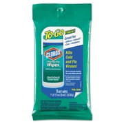 "Clorox® Disinfecting Wipes, 7"" x 8"", Fresh Scent (CLO 01665)"