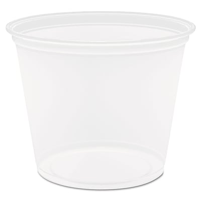Dart Conex Complements Portion/Medicine Cups, 5.500 oz, Translucent (550PC) DCC550PC