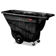 Rubbermaid® Commercial Structural Foam Tilt Truck, 850 lbs. Capaity, Black, Each (RCP 9T14 BLA)