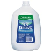 Deer Park® Distilled Water, 1 gal Bottle, 6/Carton (NES 100585)