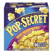 Pop Secret® Popcorn, Movie Theater Butter, Popcorn, 1.75 oz (28783)