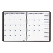 2016, Blueline® Net Zero Carbon™ Monthly Planner, Black (C835.81T)