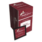 PapaNicholas® Premium Coffee Pods, Decaf Colombian, 0.75 oz, 18/Box (PCO85205)