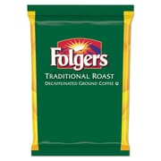 Folgers® Traditional Roast Filter Packs, Decaf, 42/Carton (25500063014)