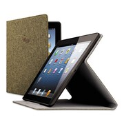 SOLO® Urban Slim Case for iPad® Air, Polyester Fabric (UBN233-3)