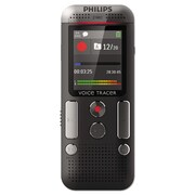 Philips® Voice Tracer 2500 Digital Recorder, 4 GB, Black (PSPDVT250000)