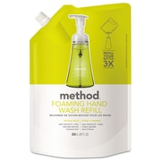 Method  Foaming Hand Refill, Lemon Mint, 28 oz, Each (817939013656)
