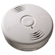 Kidde Bedroom Sealed Battery-Operated Smoke Alarm with Voice Alarm, Lithium-Ion Battery, Each (21010167)