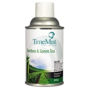 TimeMist® Metered Aerosol Fragrance Dispenser Refills, 6 oz, Bamboo and Green Tea, Each (TMS 1047606)