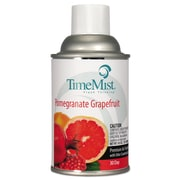 TimeMist® Metered Aerosol Fragrance Dispenser Refills, 6 oz, Pomegranate Grapefruit, Each (TMS A07941)