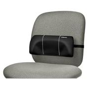 "Fellowes® Lumbar Back Support, 12"" x 3 1/8"" x 5 3/16"", Black, Each (9190701)"