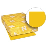 Neenah Paper Exact® Brights Paper, 8 1/2 x 11, Bright Gold, 500/Ream (26711)