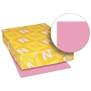 Neenah Paper Exact® Brights Paper, 8 1/2 x 11, Bright Pink, 500/Ream (26741)