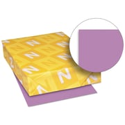 Neenah Paper Exact® Brights Paper, 8 1/2 x 11, Bright Purple, 500/Ream (26771)
