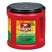 Folgers® Coffee, Simply Smooth, 6/Carton (2550007083CT)