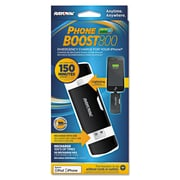 Rayovac® Phone Boost Charger, Apple® Lightning™, 800 mAh, Black (PS78)