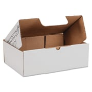 9.5''x6.5''x3.25'' Shipping Box, 200 # corrugate, 25/Pack (1147601)
