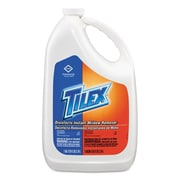 Tilex® Disinfects Instant Mildew Remover, 128 oz Refill Bottle, Unscented (CLO 35605)