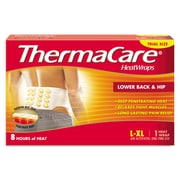 ThermaCare® Lower Back & Hip Pain-Relieving HeatWrap, Each (301001)