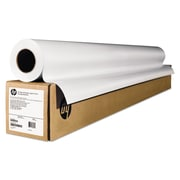 "HP Wide-Format Matte Canvas Paper Roll, Matte, 44"" 50 ft, White, 50/Roll (E4J57A)"