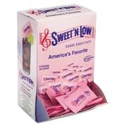 Sweet'N Low® Zero Calorie Sweetener, 1 g, 1600/Carton (50150 CASE)