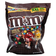 M & M's® Chocolate Candies, 56 oz, Milk Chocolate, Each (827470)